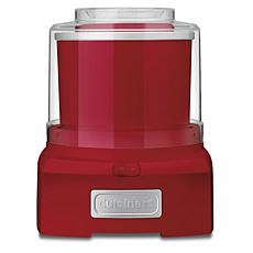 Cuisinart Automatic Frozen Yogurt, Ice Cream & Sorbet Maker - Red