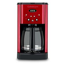 Cuisinart Brew Central Programmable Coffee Maker - Red