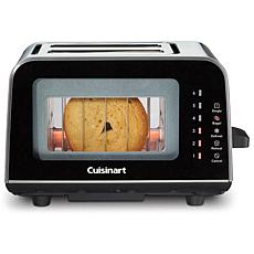 Cuisinart Classic ViewPro Glass 2-Slice Toaster