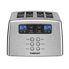 Cuisinart Countdown Leverless 4 Slice Toaster