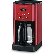 Cuisinart DCC-1200MRP1 BrewCentral 12Cup Programmable Coffeemaker, Red