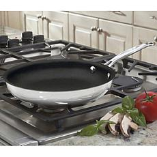 """Cuisinart Non-Stick Skillet 9"""" and 11"""" 2-pack"""