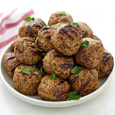 Curtis Stone (20) 2 oz. Beef & Pork Meatballs