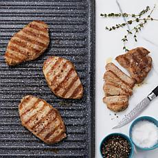 Curtis Stone 20-pack 6 oz. Elite Pork Ribeye Steaks - August Delivery
