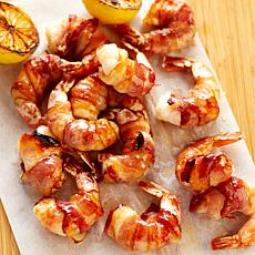 Curtis Stone 30-count Bacon-Wrapped Jumbo Shrimp Auto-Ship®