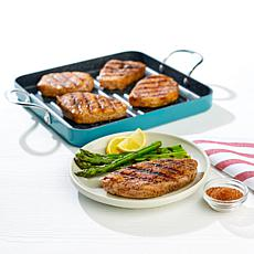 Curtis Stone (8) 6oz Boneless Pork Ribeye Steaks with All-Purpose Rub