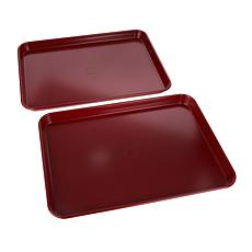 Curtis Stone Dura-Bake Set of 2 Sheet Pans