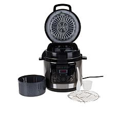 Curtis Stone Dura-Electric Airfryer Pressure Cooker