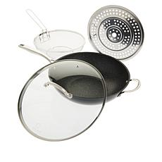 Curtis Stone Dura-Pan 5-Quart 4-piece Nonstick Chef's