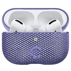 Cygnett TekView Pod Protective Case for AirPods Pro (Lilac Purple)