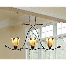 Dale Tiffany 3-Light San Antonio Island Light Fixture