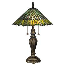 Dale Tiffany Leavesley Table Lamp