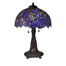 tiffany lamps table blue wisteria lamp with style side floor light
