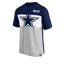 Dallas Cowboys Men's Block Party Short-Sleeve Tee by Fanatics