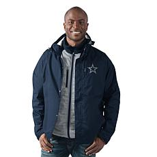 Dallas Cowboys Reinforce 3-in-1 Systems Jacket