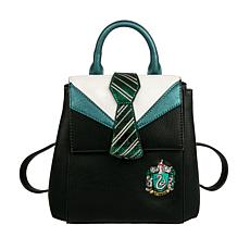 Danielle Nicole Harry Potter Slytherin Uniform Mini Backpack