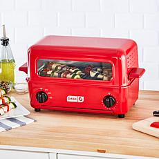 DASH Retro Grill and Oven