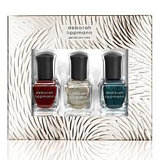 Deborah Lippmann Precious Things Gel Lab Pro 3-piece Set
