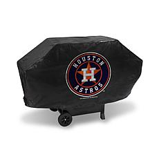Deluxe Grill Cover - Houston Astros
