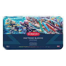Derwent Inktense Blocks - Set of 72