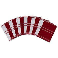 Design Imports 12-pack Ribbed Terry Dishcloths