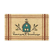"Design Imports ""Home Sweet Farmhouse"" Doormat"