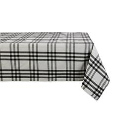 "Design Imports Homestead Plaid Tablecloth - 60"" x 104"""