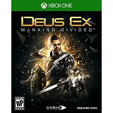 Deus Ex Mankind Launch - Xbox One