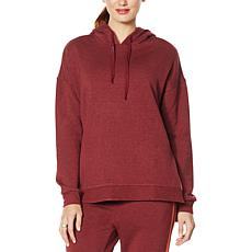 "DG2 by Diane Gilman ""DG Downtime"" Brushed French Terry Sweatshirt"