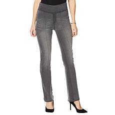 DG2 by Diane Gilman Suddenly Slim Boot-Cut Jegging - Fashion