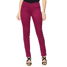 DG2 by Diane Gilman Virtual Stretch 3-in-1 Skinny Jean
