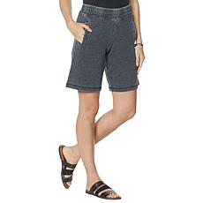 DG2 Downtime Burnout French Terry Pull-On Short