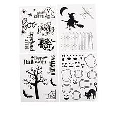Diamond Press Halloween Stamp Kit