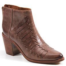 Diba True Neat Lee Leather Bootie