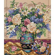 Dimensions Gold Cross Stitch Kit - Oriental Splendor