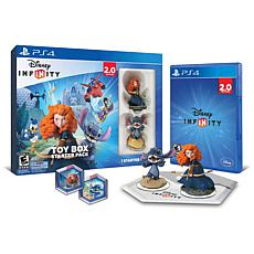Disney Infinity 2 Toy Box Starter Pack - PS4