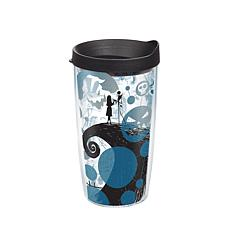 Disney Nightmare Before Christmas Story 16 oz Tumbler with lid