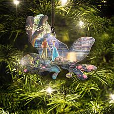 Disney Thomas Kinkade Princess and the Frog Hanging Acrylic