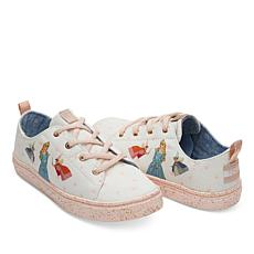 Disney x TOMS Fairy Godmother Youth Lenny Sneaker