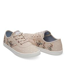 Disney x TOMS Gus and Jaq Women's Carmel Sneaker