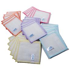 DOC Wood Fiber Mini Cleaning Cloths 30-piece Set