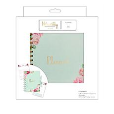 docrafts Noteworthy Planner - Graphic Florals