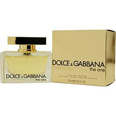 Dolce & Gabbana The One Eau De Parfum Spray - 2.5 oz.