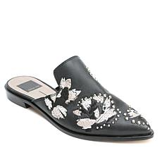 Dolce Vita Harmony Embellished Leather Mule