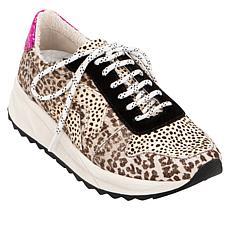 Dolce Vita Yasmen Lace-Up Platform Fashion Sneaker