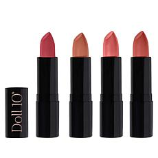Doll 10 Model Quad HydraGel Lipsticks