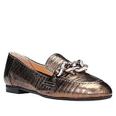 Donald J. Pliner Balton Slip-On Leather Chain Loafer
