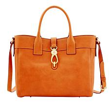 Dooney & Bourke Florentine Amelia Leather Tote
