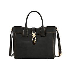 Dooney & Bourke Florentine Leather Amelia Tote