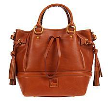 Dooney & Bourke Florentine Leather Buckley Bag